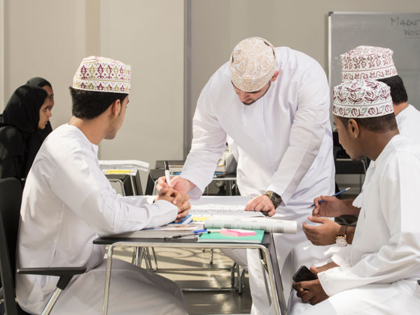 Muscat University roles by SearchHigher